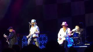 Cheap Trick-Lookout live BB&T Pavilion 7/13/2017