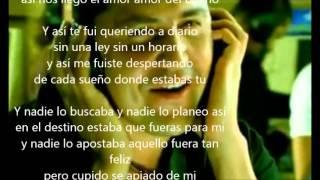 Reyli Barba -  Amor Del Bueno Lyrics / Letras