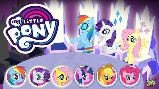 My Little Pony: Harmony Quest • FIND hidden keys and traps!