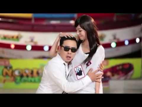 Éo đỡ được cái Gangnam Style này..