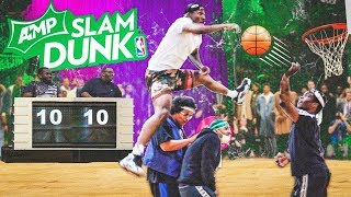 AMP SLAM DUNK CONTEST
