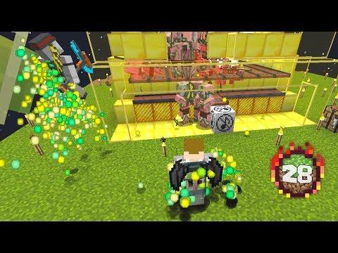 Mini-Brambora, Podvodník a hotová XP Farma [KšeftBlok] #28