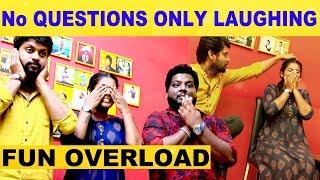 Rio And Vignesh Troll Anchor - Fun Fill Interview!  | Nenjamundu Nermaiyundu Odu Raja | SpecialVideo