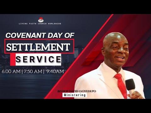 Winners' Chapel 14 June 2020 Live Service