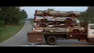 Black Dog Car and Truck Chase (1998) HD