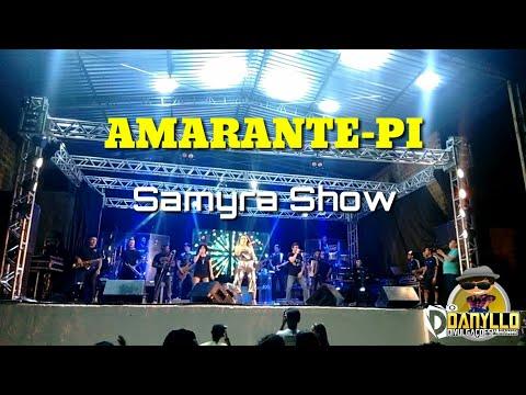 SAMYRA SHOW • VAI SENTAR • EM AMARANTE-PI {JOCKEY CLUB}
