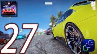 ASPHALT 9 Legend Android iOS Walkthrough - Part 27 - Career Chapter 2: BMW