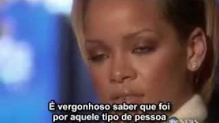 Rihanna conta tudo sobre a agressão cometida por Chris Brown Part 1 (Legendado) PT BR