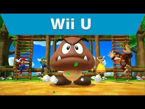 Wii U - Mario Party 10 Trailer thumbnail
