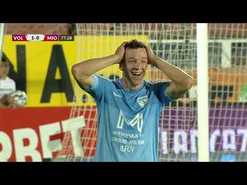 FC Voluntari 4-0 CS Mioveni