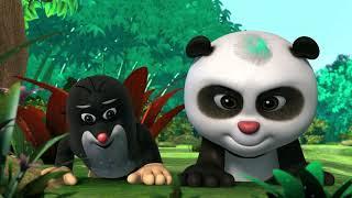Кротик и Панда - 37 серия - Новые мультики для детей