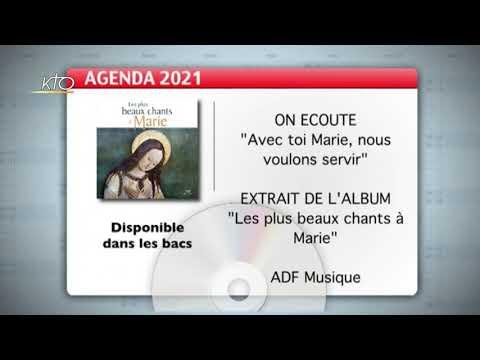 Agenda du 11 octobre 2021