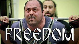 """Powerlifting Motivation - """"FREEDOM"""" - StaneTMI"""