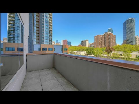 A South Loop 1-bedroom #302 at the amenity-rich 1000 South Clark