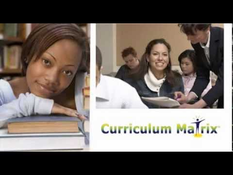 Curriculum Matrix Overview