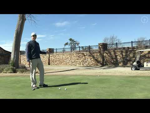 How To Warm Up On The Putting Green