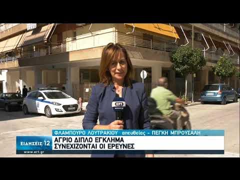 Άγριο διπλό έγκλημα στο Λουτράκι | 12/10/20 | ΕΡΤ