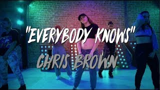 "Chris Brown - ""Everybody Knows"" 