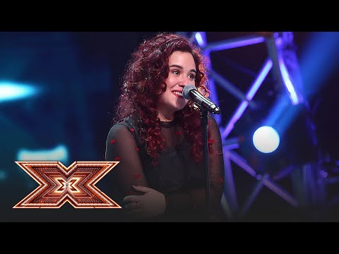 Francescai Tuzzolino – David guetta ft. sia titanium [X Factor] Video