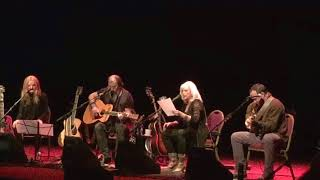 Emmylou Harris Steve Earle Dave Matthews <b>Patty Griffin</b> Refugee By Tom Petty Seattle 3 Oct 17