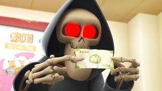 Spookiz   Money for the Vending Machine   스푸키즈   Kids Cartoons
