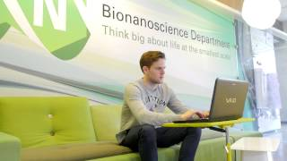 TU Delft -  BSc Nanobiology - Joint Degree between Erasmus University Rotterdam and TU Delft