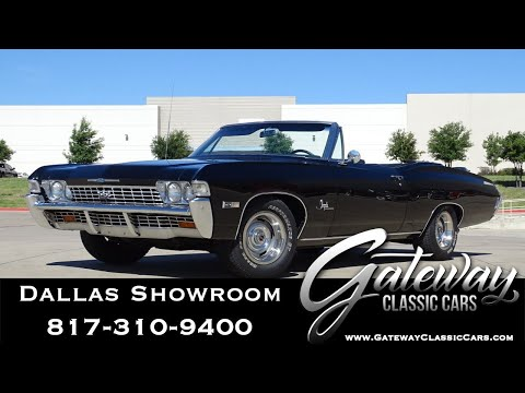 1968 Chevrolet Impala (CC-1356888) for sale in O'Fallon, Illinois