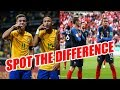 world cup 2018┃Spot the difference┃Search and Find