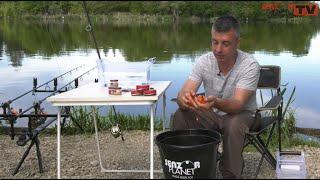 Goana după crap - Pescuitul cu arc năditor și pop-up fumigenă