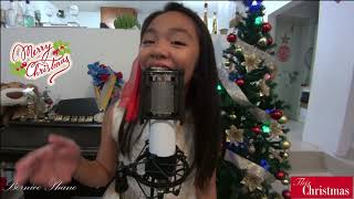 This Christmas   Donny Hathaway  Christina Aguilera Cover by Bernice Cover