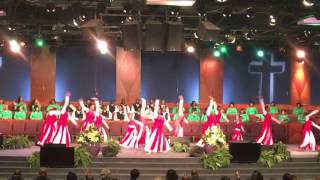 Purposed II Praise - This Is The Day - City of Refuge 4/17/16