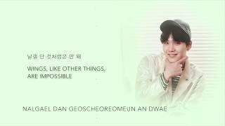 BTS Suga - 'Awake' [Han|Rom|Eng lyrics]