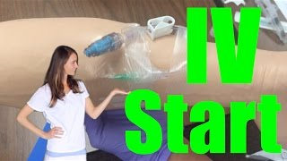 How to Start an IV