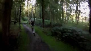 Video of the local Trek store group ride at Imagination Glen.