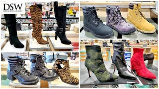 FALL FASHION * DSW Designer SHOE Warehouse * SHOE SHOPPING * COME WITH ME