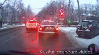 Подборка дтп аварии видеорегистратор жесть