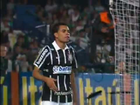 Brasileiro 2009 - Coritiba 1 x 1 Corinthians