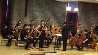 Abschlusskonzert - W.A. Mozart Fagott Konzert KV 191