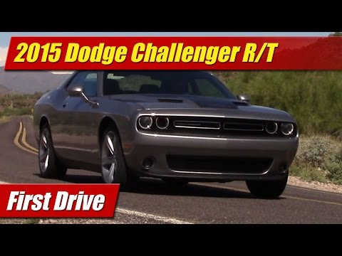 First Drive: 2015 Dodge Challenger R/T