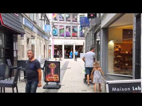مدينة ليج بلجيكا Liège, city Belgium