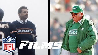 Mike Ditka vs. Buddy Ryan: The Beginning of the Rivalry | NFL Films | The Timeline: The Fog Bowl