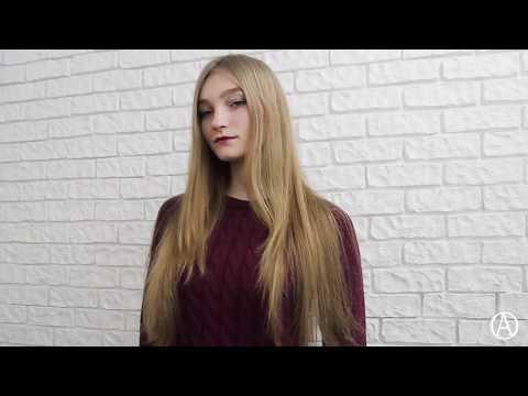 Самая популярная стрижка на длинные волосы/ The most popular haircut on the long hair