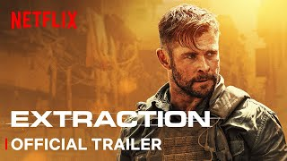 Netflix Rilis Trailer Film Extraction yang Dibintangi Chris Hemsworth