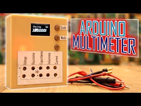 DIY an Arduino-based 5 in 1 Multimeter Device | Open Electronics
