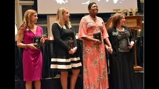 Parkside High's Lisa Nicholson McKinnon Named 2018-2019 Wicomico Teacher of the Year | Kholo.pk