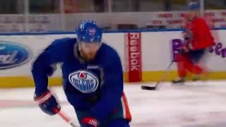 Oilers get ready to take on with Ducks