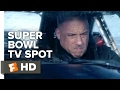 The Fate of the Furious Super Bowl TV Spot (2017) | Movieclips Trailers