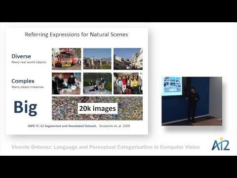 Language and Perceptual Categorization in Computer Vision Thumbnail