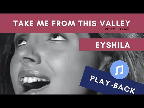 PLAYBACK : Eyshila - Take Me From This Valley (PB COM LETRA ®) With Lyrics #edtc