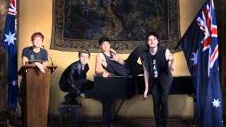 Hearts Upon Our Sleeve - 5 Seconds of Summer (without Scott Mills) with Lyrics